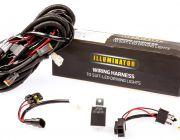 Kings Spotlight Wiring Harness | Easy DIY Install | Waterproof plugs