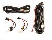 Smart Harness | Plug n Play Spotlight Wiring Harness | Easy DIY Install | Deutsch plugs