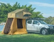 4-man Annex for Roof Top Tent, fully waterproof | incl enclosed floor | Adventure Kings