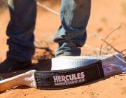 Hercules 8,000kg Snatch Strap | NATA-tested | Heavy-Duty