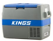 60L Camping Fridge/Freezer | 88 Can Capacity | Secop Compressor | 12v/240v | Adventure Kings