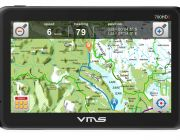 VMS Touring 700 HDX   1,000+ Free Campsites   3000 4WD maps   7in HD Screen   Oz-Wide On-Road Nav