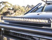 """Kings 20"""" Slim Line LED Light Bar   Fitted with OSRAM & Specially-Designed LEDs   4755 Lumens   IP68 Rating   1 lux at 322m"""