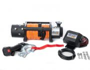 Domin8r X 12,000lb Winch   7.2hp motor   26m Synthetic Rope   Wired Controller   Adventure Kings
