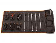 Adventure Kings 5 Bar Camp Light Kit   LED   Dimmers   Velcro & Magnet