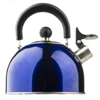 Adventure Kings Camping Kettle | Whistling Design | 2 Litres | Stainless Steel
