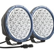 """Kings OSRAM Domin8r X 9"""" LED Driving Lights (Pair) 