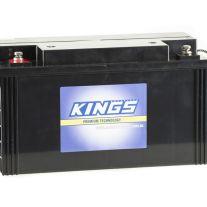 138Ah AGM Deep-Cycle Battery | 5x Faster Recharging | Sealed | Maintenance-Free | Adventure Kings