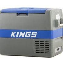 60L Camping Fridge/Freezer   88 Can Capacity   Secop Compressor   12v/240v   Adventure Kings