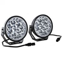 """Kings 7"""" LED Driving Lights (Pair) 