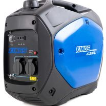 Adventure Kings 2.0kVA Inverter Generator | 2000W Continuous Power Rating | 2200W Peak Power Rating | 2yr Warranty