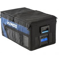 Kings 90L Stayzcool Fridge Cover   Suits Kings Stayzcool 90L Fridge/Freezer   Tough   Durable   Insulated