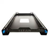 Titan Fridge Slide |Suits Up To 60L Fridges | Twin Locking Runners | Heavy-Duty