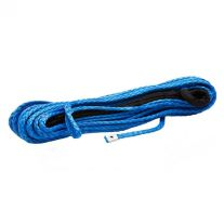 Hercules Synthetic Winch Rope - 9mm x 28m | 12,000lb | Easy to Splice | Floats in Water