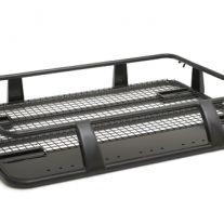 Kings Steel Single Cab Roof Rack | Inc. Gutter Mounts | Heavy-Duty Steel | Powder coated