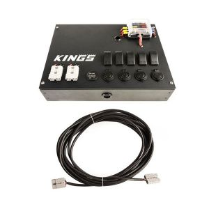 12V Control Box + 10m Lead For Solar Panel Extension
