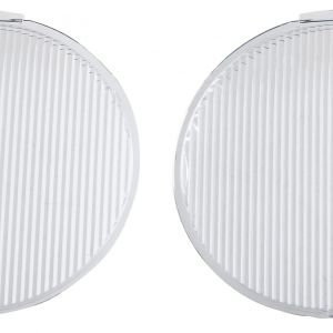 "Illuminator LED 9"" Driving Light Flood Covers (Pair)"