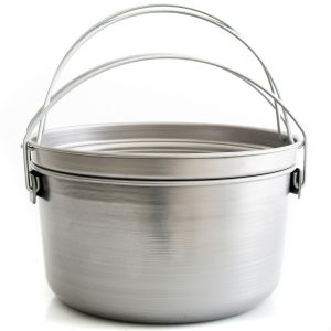 """Genuine Aussie 12"""" Camp Oven 
