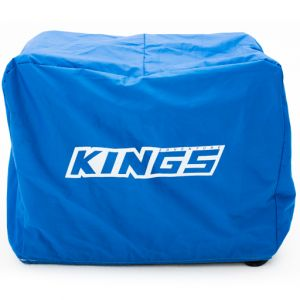 Kings 3.5kVA Generator Cover | Dust, Water & UV Resistant | Tough 200D Polyester