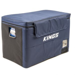 Kings 70L Fridge Cover | Suits Kings 70L Dual-Zone Fridge/Freezer | Tough | Durable | Insulated