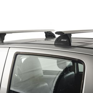 Adventure Kings Track Mount Rack - Suitable for Navara NP300 Dual Cab 2015+