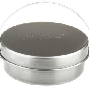 "Bedourie Camp Oven | 12"" | Spun Steel | Oven, Frying Pan, Hanging Pan & Boiling Pot"