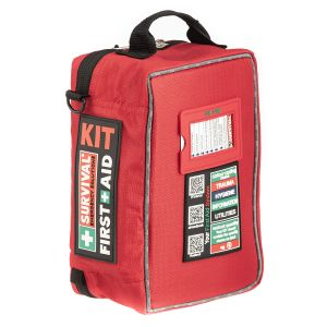 Survival First Aid Kit – Workplace Compliant | 140 pieces | Compact | Designed in Oz