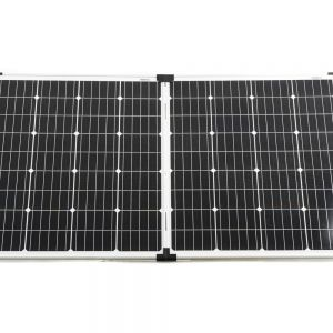 Kings 160w Solar Panel with PWM Regulator | Monocrystalline Cells | Adventure Kings