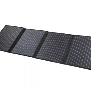Kings 120W Solar Blanket | MPPT Regulator | Up to 9.6A Output | Incl Cable, Clips & Bag | Compact