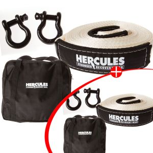 2x Hercules Snatch Strap Kit