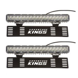 "2x 15"" Numberplate LED Light Bar"