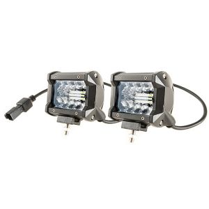 "4"" LED Light Bar (Pair) 