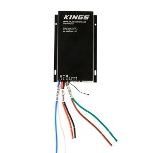 Kings MPPT Solar Regulator | IP68 Waterproof | In-Built Load & Temp Controls