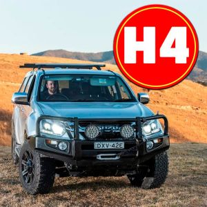 H4 LED Replacement Headlight Kit