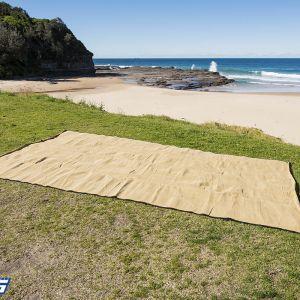 Adventure Kings Mesh Flooring 5m x 2.5m | High-Density Weave