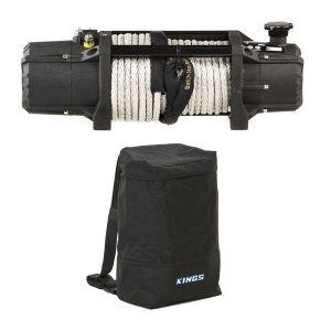 Domin8r Xtreme 12,000lb Winch + Dirty Gear Bag