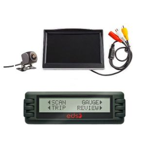 "Engine Data Scan Computer + Adventure Kings Reverse Camera Kit with 5"" Screen"