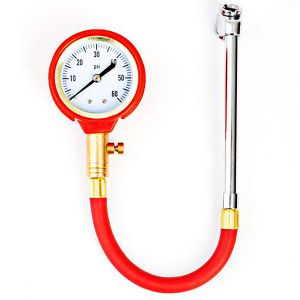 Kings Tyre Gauge   Kwiky   Quick-Connect   Accurate   Reliable