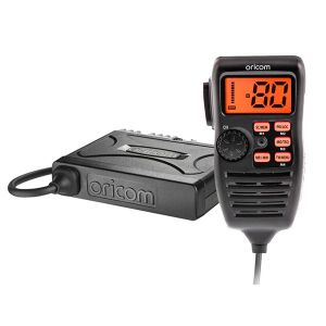 Oricom UHF380PK In-Car 5W CB Radio | incl 6.5dBi Antenna | 5 Year Warranty