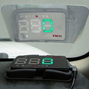 GPS Heads Up Display (HUD) Unit | Plug n Play | Adventure Kings