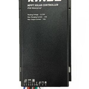 Kings MPPT Solar Regulator | IP68 Waterproof | In-Build Load & Temp Controls
