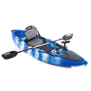 Kings 2.85m Fishing Kayak | 140kg weight rating | Super stable