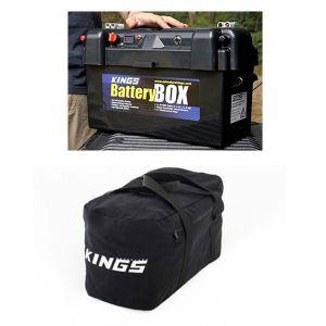 Adventure Kings Maxi Battery Box + Adventure Kings 40L Duffle Bag
