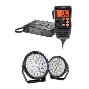 "Kings 20"" Pro Lightbar + Harness | IP68 Lethal LED"
