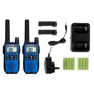 Oricom Handheld UHF CB Radio Twin Pack - UHF2190K | 2 Watt | 80 channel | 3 Year Warranty