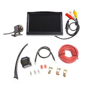 "Adventure Kings Reverse Camera Kit with 5"" Screen + Dual Battery System"
