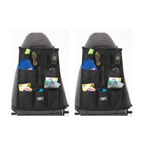 2x Adventure Kings Car Seat Organisers
