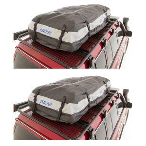 2x Adventure Kings Premium Roof Top Bag
