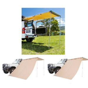 Adventure Kings Rear Awning - 1.4 x 2m + 2x Adventure Kings Awning Side Wall