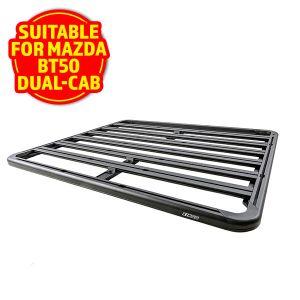 Adventure Kings Aluminium Platform Rack Suitable for Mazda BT50 Dual-Cab 2011+